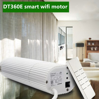Ewelink Broadlink Intelligient Dooya DT360e Wifi Motor Electric Curtain Smart Home Automation System IOS Android Remote