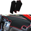 Car Styling Interior Dashboard Carpet Photophobism Protective Mat Pad For Ford Focus 2 2008 2009 2010 2011 2012 LHD