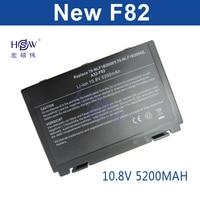 HSW Batería Del Ordenador Portátil Para Asus K40 K40E F83S K40 K40E K6C11 F52 K50 K51 K60 K61 K70 P50 P81 X65 X70 A32-F82 A32-F52 L0690L6 L0A2016