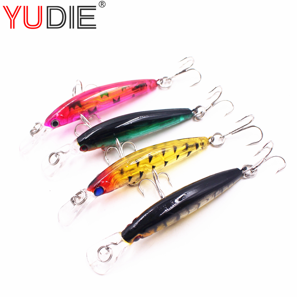 1pcs 8cm 4g Professional Minnow Hard Lure For Sea Carp Fly Fishing Spinner Bait Accessories Hooks Tool Wobblers Fish Sport lures mnft 1 bottle of 40g viscose bait carp glue gluey fishing lure tool