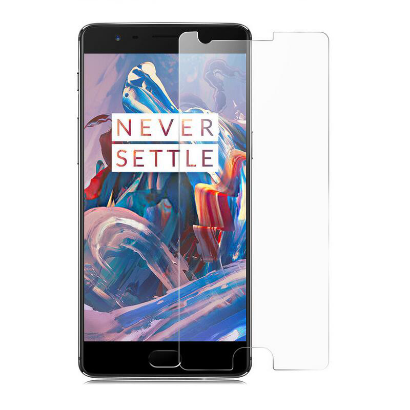 2.5d Premium Tempered Glass For Oneplus 3 3t 5 X 1 2 Clear 9h Screen Protector For One Plus 1 2 3 5 X Cover Guard Film Excellent In Cushion Effect