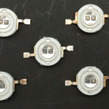 2W  high power infrared diode infrared led 850nm IR lamp Built-In 2PCS 40mil chips package 120 degrees