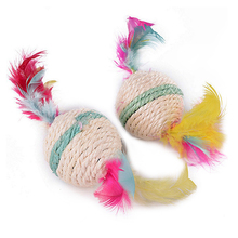 Cat Hemp Toy for flinging around | Cat Toys