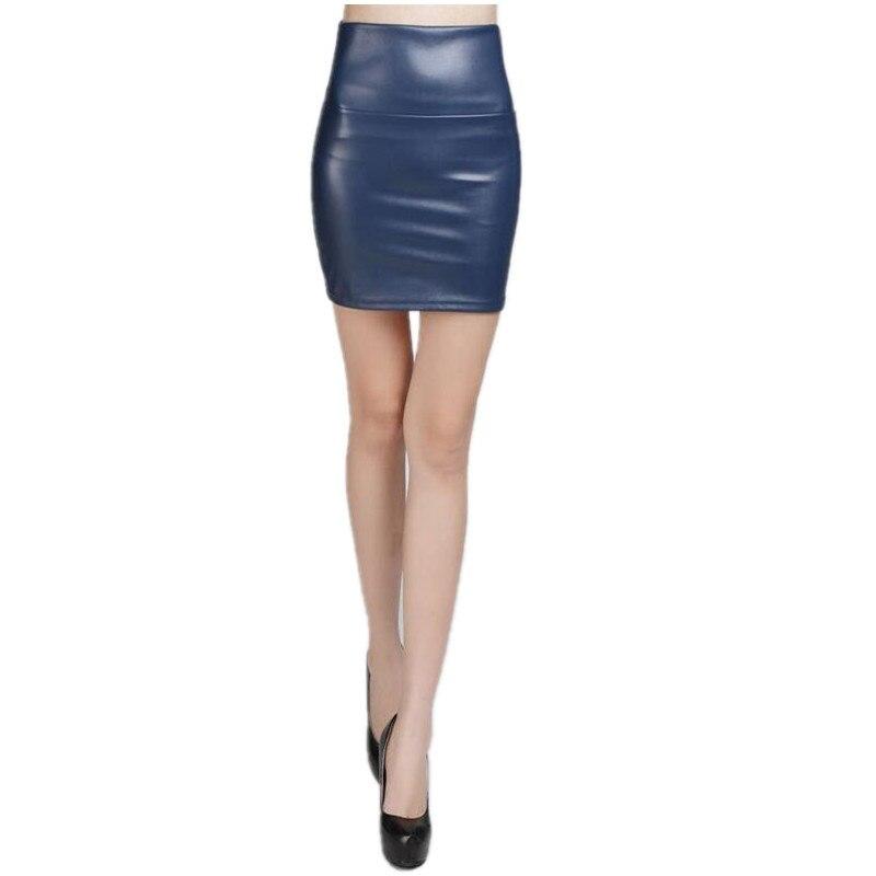 Black Pencil Skirt Mini