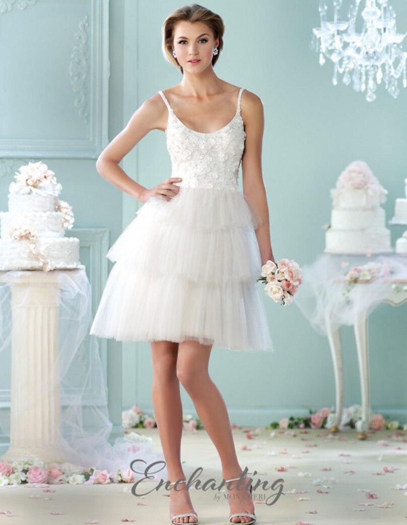Charming Vestidos Novia Romanticos Gallery - Wedding Ideas ...
