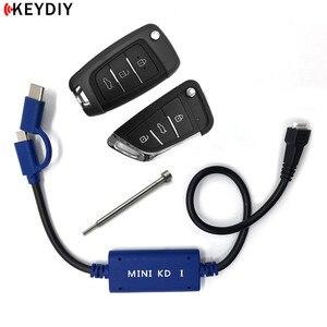 Image 2 - KEYDIY Mini générateur de clé KD, entrepôt dans votre téléphone, supporte Android, faire plus de 1000 commandes Auto avec télécommande KD