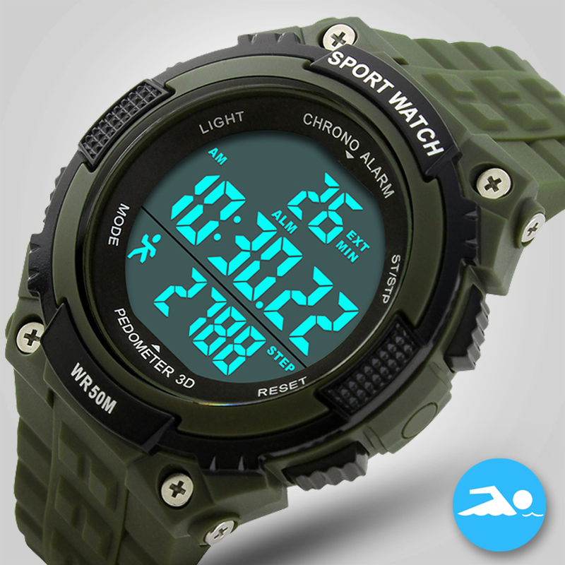 2018 Promotion New Brand SKMEI Fashion Watch Men G Style Waterproof Sports Military Watches Shock Luxury Analog Digital clock