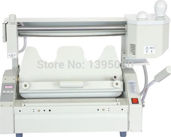 Hot melt book binding machine glue book binder machine booklet maker  цены
