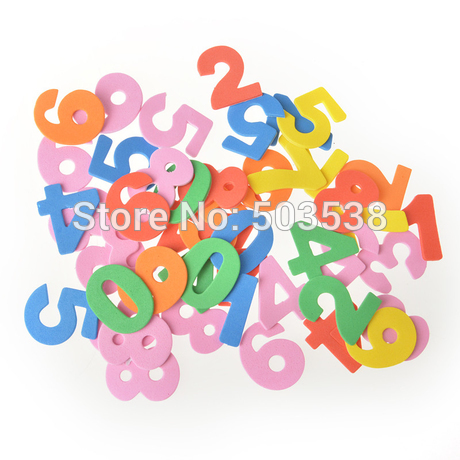 200PCS/LOT,Foam numbers stickers,3.5cm,Kids toy.Scrapbooking kit.Early educational DIY.Cheap.kindergarten craft