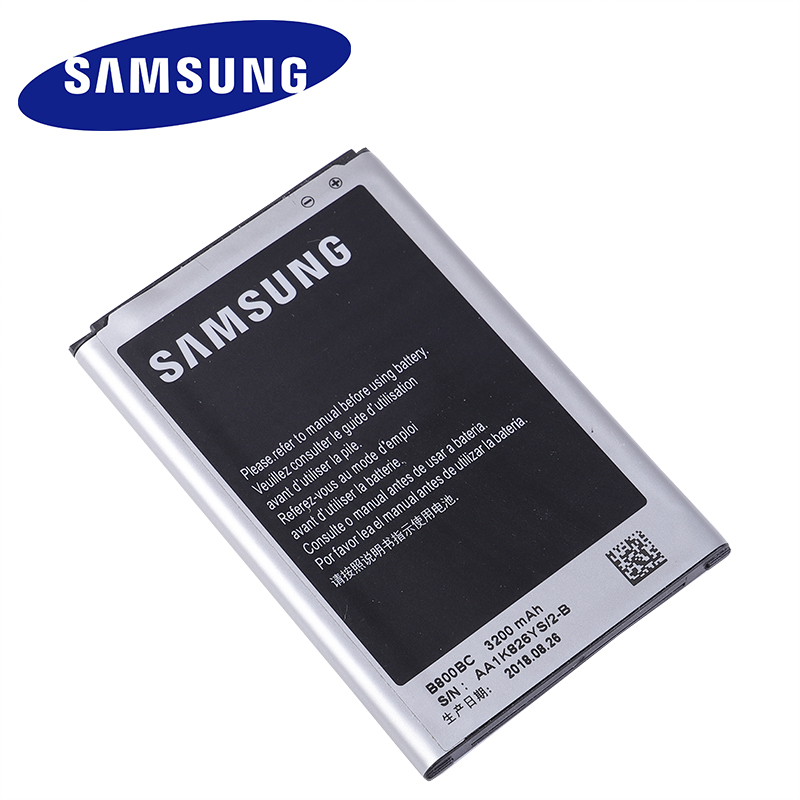 samsung b800be for samsung galaxy note 3 n900 n9002 n9005 n9006 n9008 b800bc with nfc 3200mah replacement phone battery mobile phone batteries aliexpress