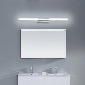 AC 110V 220V 9W 12W led wall lamp bathroom makeup mirror light Indoor Lighting фото