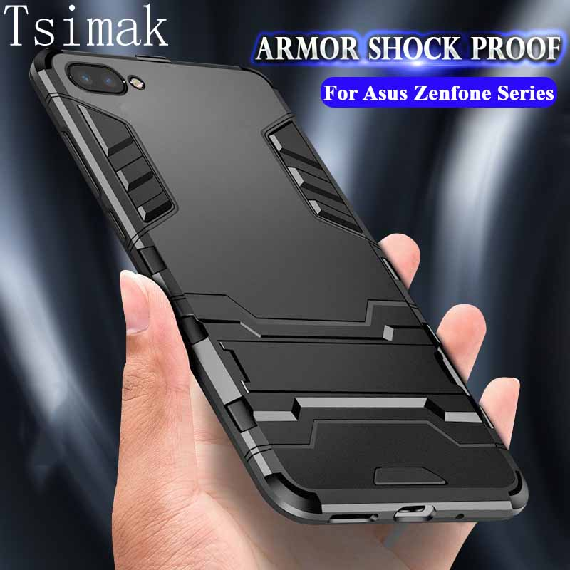 Armor <font><b>Case</b></font> For <font><b>ASUS</b></font> ZenFone 4 Max ZC554KL <font><b>ZC520KL</b></font> ZE552KL ZE520KL V520KL X00HD Cover Silicone Phone Back Coque image