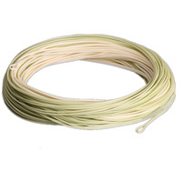 Free Shipping Weight Forward Floating Fly Fishing Line WF7F 100ft Moss Green 7 Weight Fly Fishing