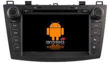 S160 Quad Core Android 4.4.4 car audio FOR NEW MAZDA 3 (2010-2012) car dvd  player head device car multimedia car stereo