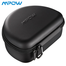 Mpow Headphone Storage Bag Carrying Case Universal Outdoor Protective Pouch for Foldable Headsets Over-ear Headphones