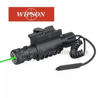 WIPSON Tactical Steel Rear Sight Laser Red Dot Laser Sight for All Pistol Glock Series Hunting Scope Laser Sight