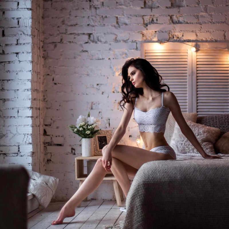 1d9a398c399 ... Sexy Babydoll Lace Sleepwear Women Pajama Sets See Through Club Tube  Crop Top+Shorts Set