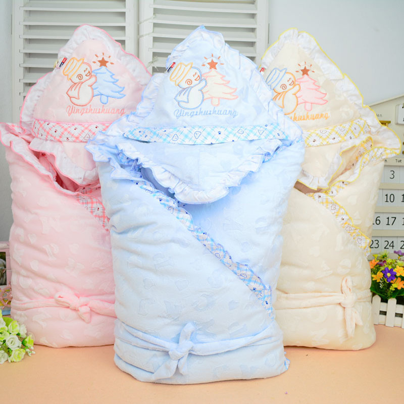 Baby Sleeping Bag Increased Thickening Winter Coat With