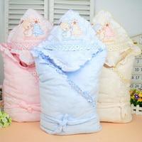 baby sleeping bag Increased thickening winter coat with detachable Newborn Envelope Blanket Infant Fleabag Baby Bag