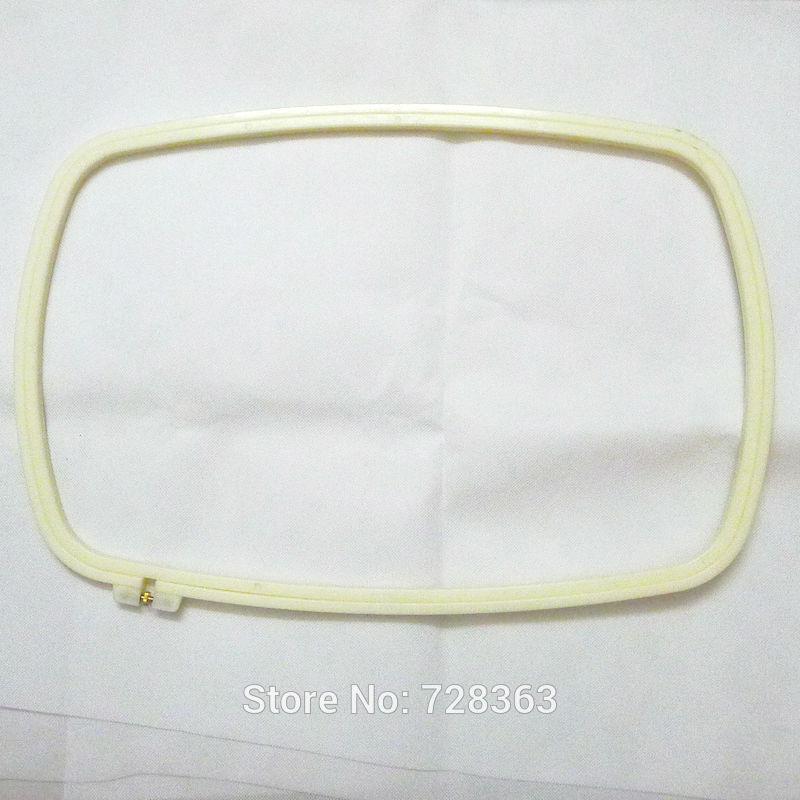 Pc cm big size rectangle embroidery hoop machine