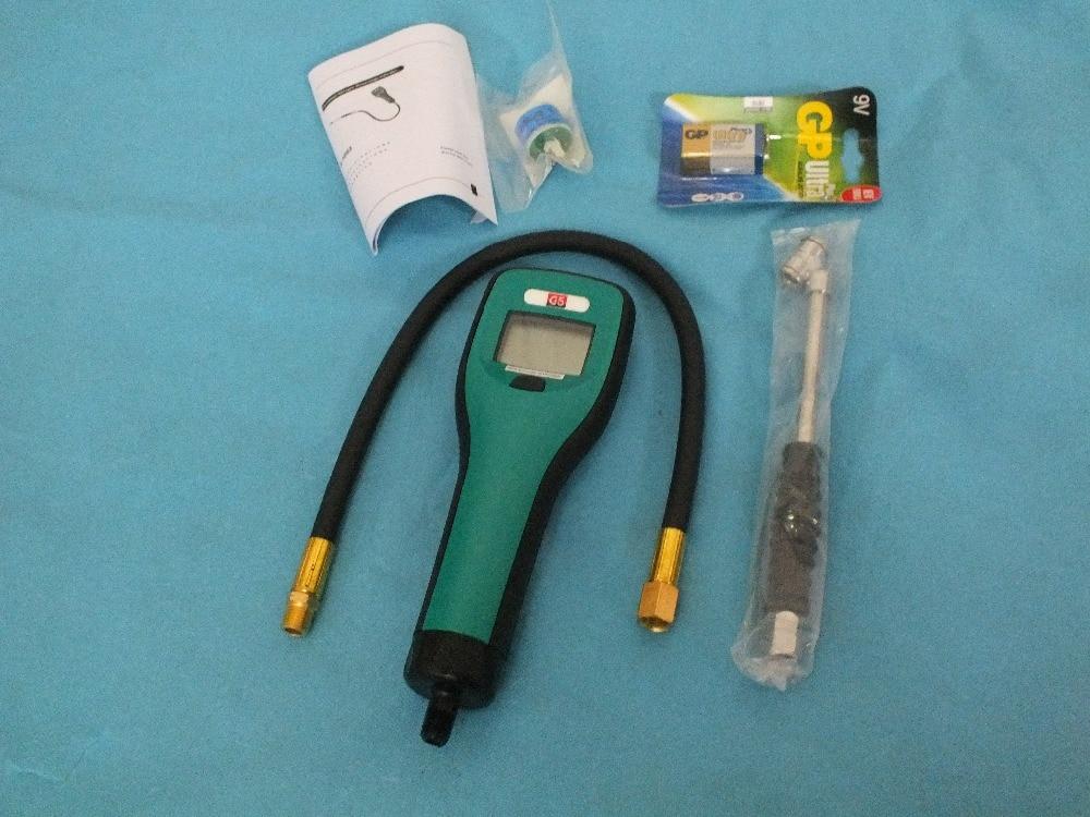 Handheld Nitrogen Analyzer used for testing purity of