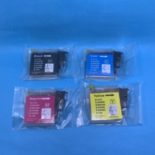 High volume compatible brother LC 39 60 ink cartridge for DCP-J125 DCP-J315W DCP-J515W printer