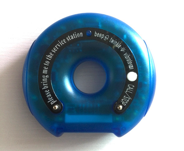 queue call system k-10 pager blue color