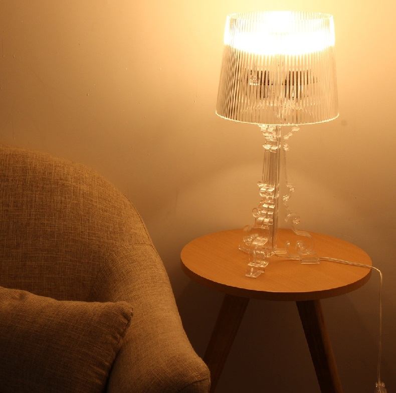 kartell bourgie table lamp replica