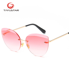 TIIYUSTAR Sunglasses Women 2019 Cat Style Women Sunglasses For Woman Brand Designer Retro Stylish Coating Lens Men Sunglasses цена