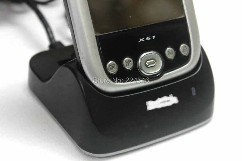 Originele/Echte Usb Sync Charging Cradle Met Voeding Model HD04U Voor Dell Axim X50 X51 X50V X51V Pda