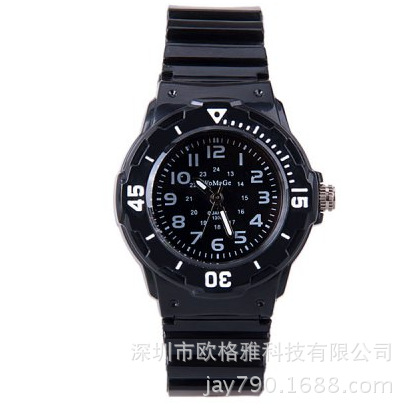 2016 Fashion Brand Sports Multifunction Quartz Watches Silicone Strap Wristwatches Multicolor Optional Student Boy Gilr Watches