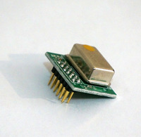 HackRF un reloj externo de alta precisión TCXO reloj PPM0.1