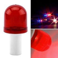 Ультра светодиодный яркий светодиодный Road Hazard пропускает свет мигающий Safty Конус Топпер Предупреждение свет патрульная мигалка аварийный светофор