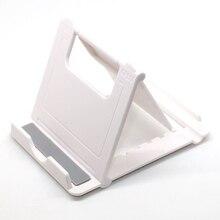 Brief Design Universal Desk Tablet PDA Stand Holder Foldable Adjustable