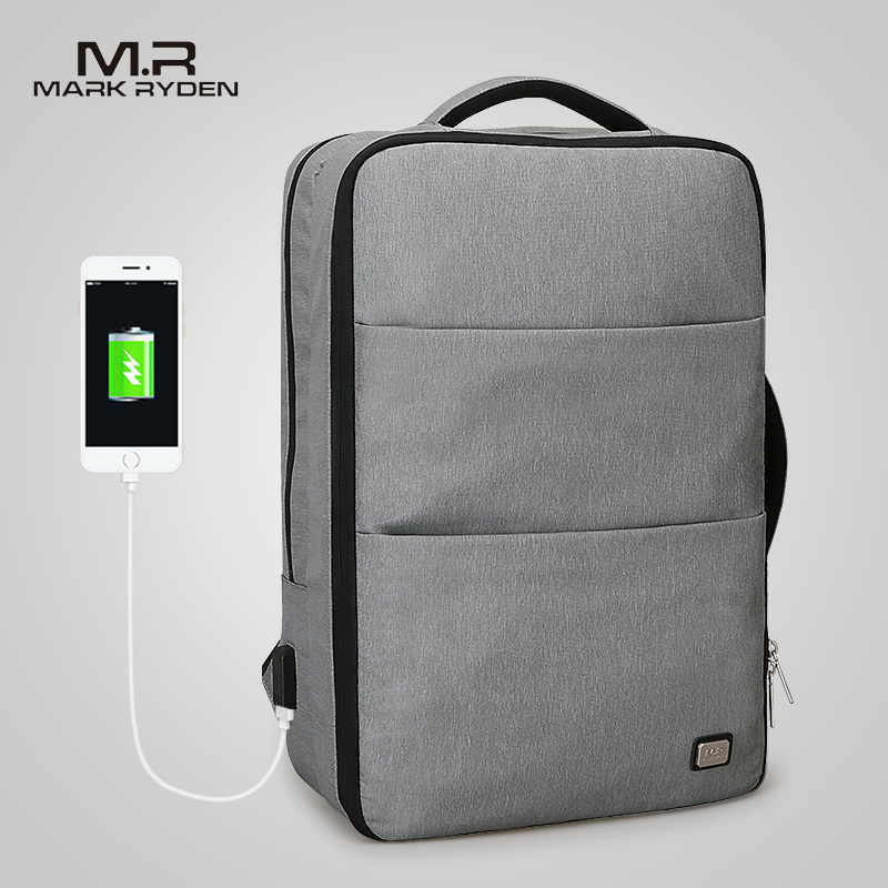 Mark Ryden Man Laptop Backpack Business Bags with USB Charging Port School Travel Pack Fits 15.6 Inch Laptop Mark Ryden Man Laptop Backpack Business Bags with USB Charging Port School Travel Pack Fits 15.6 Inch Laptop