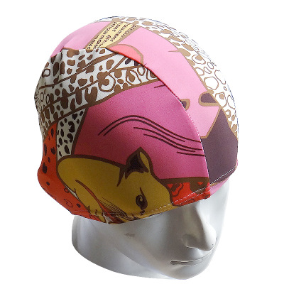 c400b594fc2 SBART Swimming Cap For Women Men lycra Fabric Bathing Diving Swim Cap for  Long Hair Hat Protect Ear Head