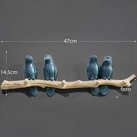 Dark blue 4birds