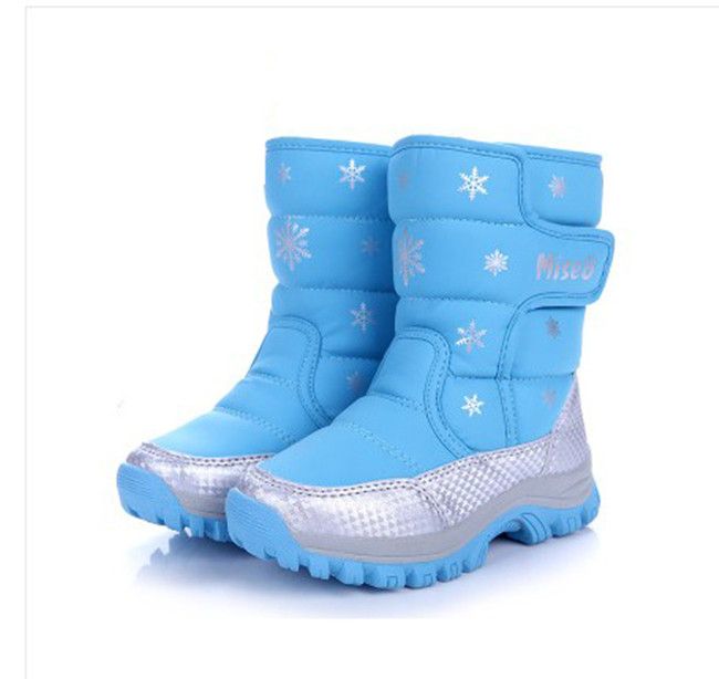 mickey-Childrens-Boots-Winter-Boy-Girls-Warm-Winter-Flat-Snow-Boots-Rosered-Pink-Brown-Beige-Fashion-Warm-Shoes-1