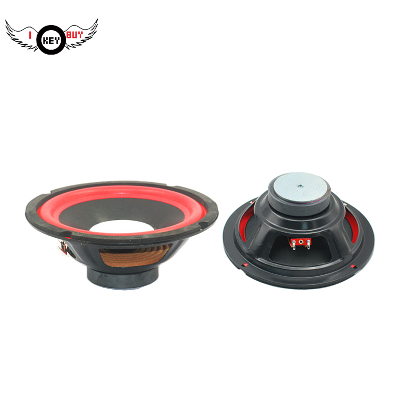 I Key Buy Speaker 8 Inch Subwoofers Bass Speakers <font><b>300W</b></font> 4Ohm One Way Sub Car Speaker Audio Stereo Sounds <font><b>Subwoofer</b></font> Car Audio image
