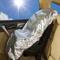 Universal de Coche Cubre Asiento de Seguridad Infantil Cubierta de Aislamiento Térmico de bloqueo UV Prevención Del Polvo Accesorios Interiores de Automóviles