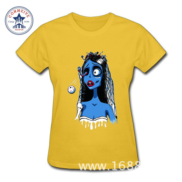 Corpse Bride Cartoon Nightmare Before Christmas Various Colors Funny