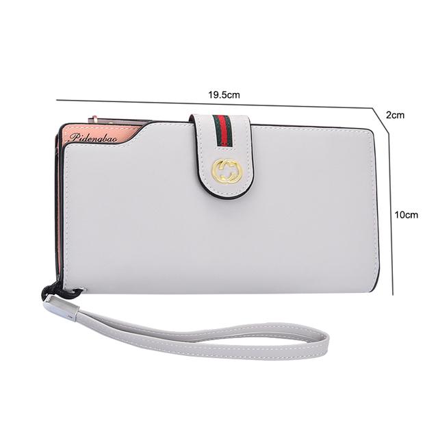 Wristlet Women Wallets Phone Purse Long Hasp Female Purse Women's Wallet Ladies Wallet Purse For Girls Portefeuille Carteira
