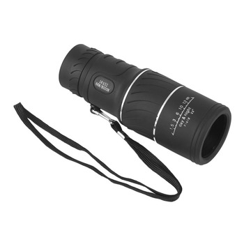 16×52 High Definition Compact Monocular Zoom Telescope Scope Coating Optic Lenses For Hunting Camping Surveillance