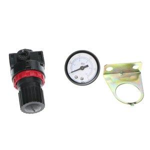 Image 4 - 1 шт. воздушный компрессор AR2000 масло/вода сепаратор регулятор Ловушка фильтр Regulador del filtro de aire filtre восстановление воздуха