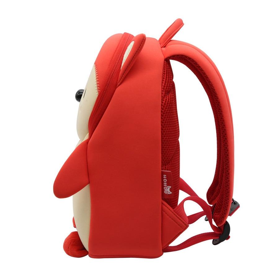 animal school bags