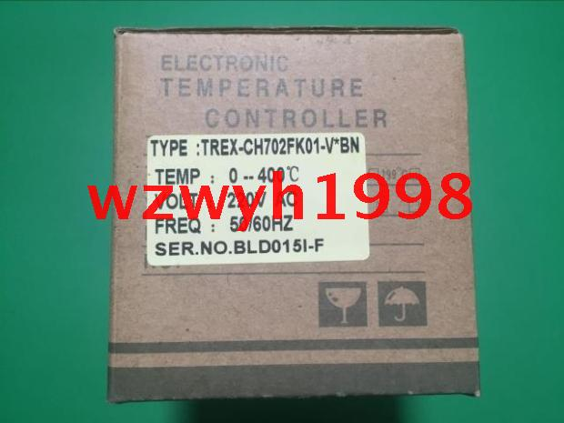 Genuine SKG temperature controller SKG TREX CH702 thermostat TREX-CH702FK01-V temperature control SKG CH702 suhed high versatility with dual alarm thermostat ch702