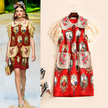 The spring of 2017 new fashion ladies temperament font b Polo b font embroidery printing slim