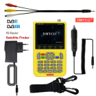 DMYCO v8 satellite finder Digital HD DVB-S2 High Definition Full 1080P sathero MPEG-4 FTA Receptor with 3.5 inch LCD satfinder