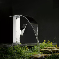 New Arrival Hot Sell High Quality Brass Water Faucet Hot And Cold Basin Wash Basin Faucet