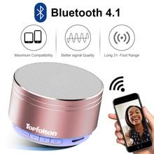 Портативный Bluetooth Динамик мини Беспроводной громкий звук Системы 3 Вт стерео для объемного звучания музыки внутренний динамик аксессуары для телефона, MP3, циклическая запись, SD